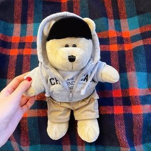 🧸 75th Edition Starbucks Bear w Hoodie